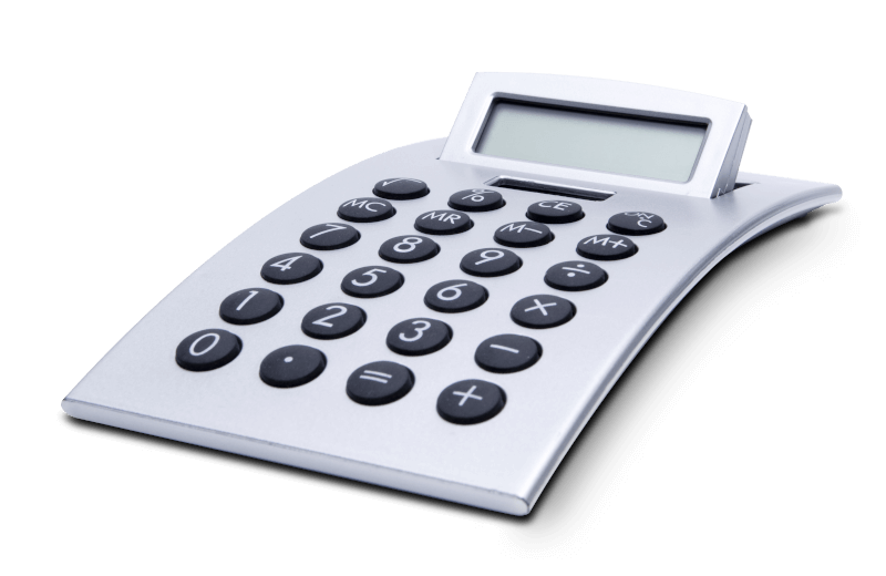 Taschenrechner für individuelle Kalkulation